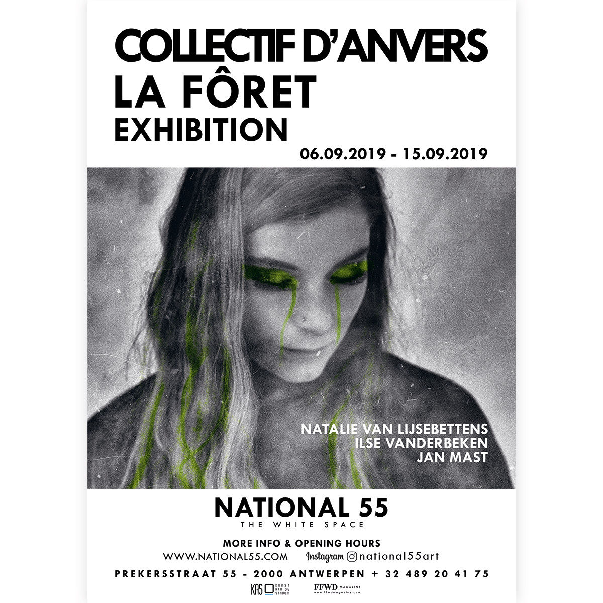 COLLECTIF d'ANVERS