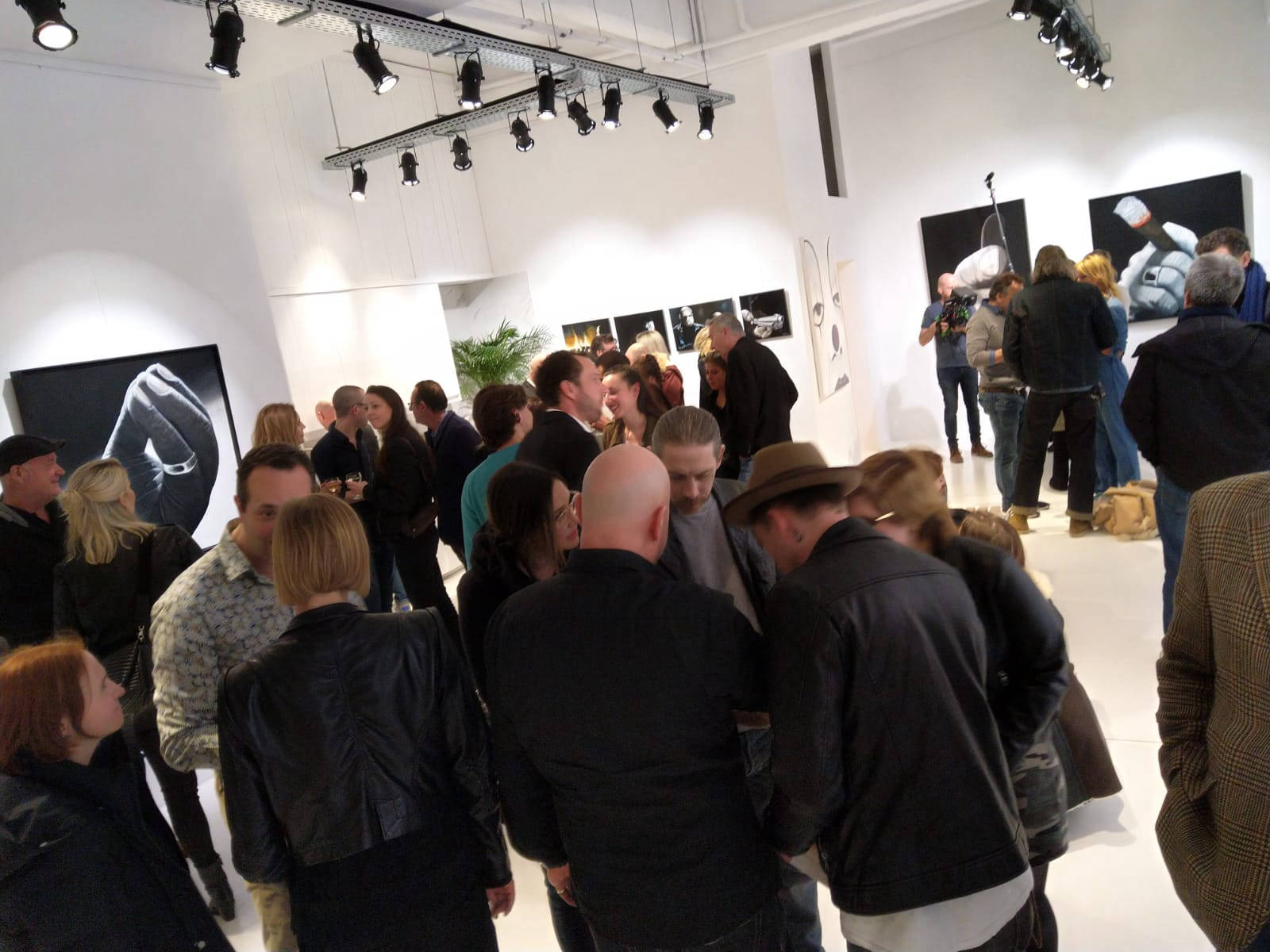 MANOU KERSTING in NATIONAL 55 Kunstgalerij Antwerpen